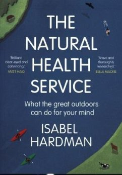 The Natural Health Service - Hardman, Isabel