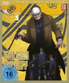 Golden Kamuy - Vol. 3