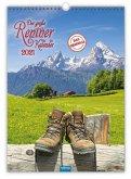 """Großbildkalender """"Der große Rentnerkalender"""" 2021 - Das Original"""