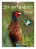 """Großbildkalender """"Wild und Jagd"""" 2021"""