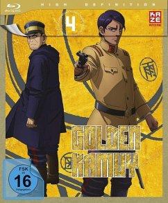 Golden Kamuy - Vol. 4