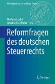 Reformfragen des deutschen Steuerrechts (eBook, PDF)