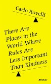 There Are Places in the World Where Rules Are Less Important Than Kindness (eBook, ePUB)