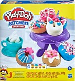 Hasbro E3344EU6 - Play-Doh, Kitchen Creations, Bunte Donuts, Knetset, Knete