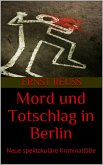 Mord und Totschlag in Berlin (eBook, ePUB)