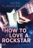 How to Love a Rockstar (eBook, ePUB)