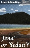 'Jena' or 'Sedan'? (eBook, ePUB)