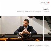 Debut-Werke Für Piano Solo