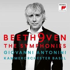 Die 9 Sinfonien - Antonini,Giovanni/Kammerorchester Basel