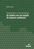 Diagnóstico e ferramentas de análise em um estudo de impacto ambiental (eBook, ePUB)