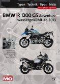 BMW R1200GS / Adventure wassergekühlt ab Baujahr 2013, Reparaturanleitung