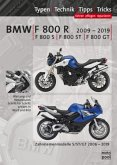 BMW F800S, F800ST, F800R Reparaturanleitung