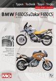 BMW F 650 GS & Dakar ab 2000/ F650 CS ab 2002,2 Spark ab 2004, Reparaturanleitung