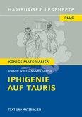 Iphigenie auf Tauris. Hamburger Leseheft plus Königs Materialien