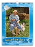 Wetterkalender 2021 Bauernkalender Wandkalender