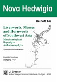 Liverworts, Mosses and Hornworts of Southwest Asia (Marchantiophyta, Bryophyta, Anthocerotophyta)