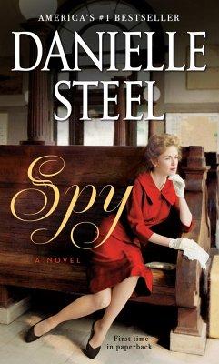 Spy - Steel, Danielle
