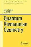 Quantum Riemannian Geometry (eBook, PDF)