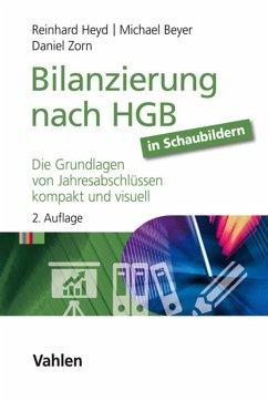 Bilanzierung nach HGB in Schaubildern (eBook, PDF) - Heyd, Reinhard; Beyer, Michael; Zorn, Daniel
