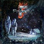 Fraktal - Die Station Im Eis, 1 Audio-CD