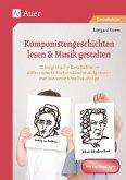 Komponistengeschichten lesen & Musik gestalten