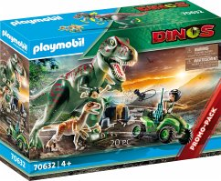 PLAYMOBIL® 70632 T-Rex Angriff