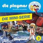 Die Playmos, Episode 3: Die Würfel sind gefallen (Das Original Playmobil Hörspiel) (MP3-Download)
