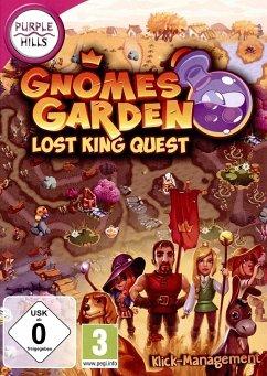 Purple Hills: Gnomes Garden - Lost King Quest (Klick-Management-Spiel)
