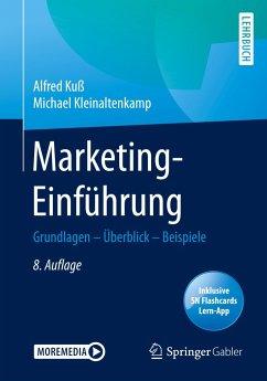 Marketing-Einführung - Kuß, Alfred;Kleinaltenkamp, Michael