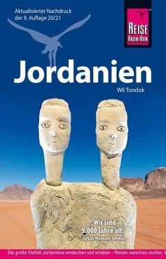 Reise Know-How Reiseführer Jordanien - Tondok, Wil