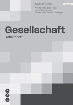 Gesellschaft Ausgabe B, Arbeitsheft (Print inkl. eLehrmittel)