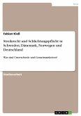 Streikrecht und Schlichtungspflicht in Schweden, Dänemark, Norwegen und Deutschland (eBook, PDF)