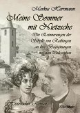 Meine Sommer mit Nietzsche - Die Erinnerungen der Sibylle von Rathingen an ihre Begegnungen mit dem Philosophen - Historischer Roman (eBook, ePUB)