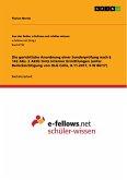 Die gerichtliche Anordnung einer Sonderprüfung nach § 142 Abs. 2 AktG trotz interner Ermittlungen (unter Berücksichtigung von OLG Celle, 8.11.2017, 9 W 86/17) (eBook, PDF)