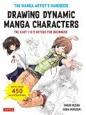 The Manga Artist's Handbook: Drawing Dynamic Manga Characters (eBook, ePUB)