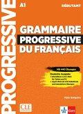 Grammaire progressive du français - débutant. Schülerbuch + Audio-CD + Online