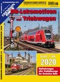 EK-Aspekte 43: DB-Lokomotiven und Triebwagen - Stand 1. Juli 2020