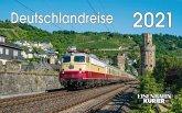 Deutschlandreise-Kalender 2021