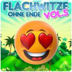 Flachwitze ohne Ende, Vol. 5 (MP3-Download) - Der Spassdigga,