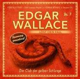 Edgar Wallace löst den Fall - Der Club der Gelben Schlange; .