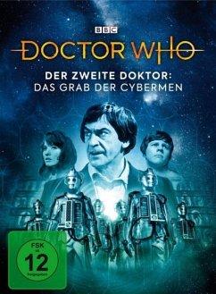 Doctor Who - 2. Doktor: Das Grab Der Cybermen Limited Edition - Troughton,Patrick/Watling,Deborah/Hines,Frazer/+