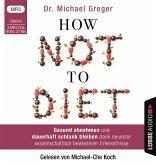 How Not To Diet, MP3-CD