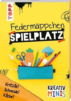 Kreativ Minis Federmäppchen Spielplatz - Schlitt, Christine