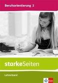 starkeSeiten Berufsorientierung 2. Lehrerband Klasse 7/8