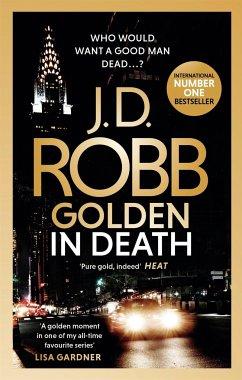 Golden In Death - Robb, J. D.; Roberts, Nora