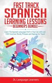 Spanish Language Lessons for Beginners Bundle