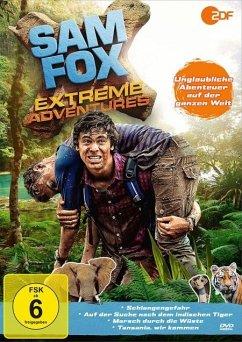 Sam Fox - Extreme Adventures - DVD 2 - Diverse