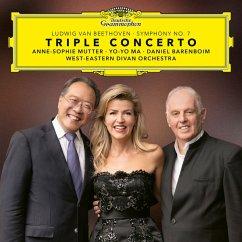 Beethoven: Triple Concerto & Sinfonie 7 - Mutter,Anne-Sophie/Barenboim,Daniel/Ma,Yo-Yo