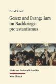 Gesetz und Evangelium im Nachkriegsprotestantismus (eBook, PDF)