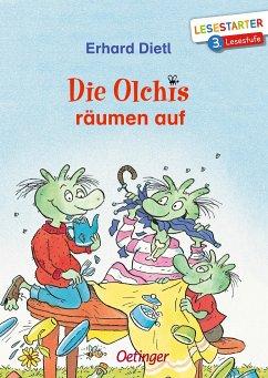 Die Olchis räumen auf - Dietl, Erhard